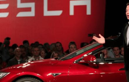 Tesla - Cremiento
